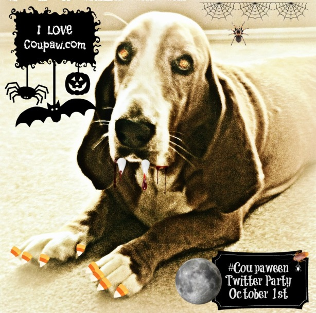 #Coupaween TWITTTER PARTY on Oct. 1st